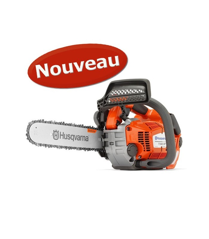 Husqvarna t540xp tron onneuse elagueuse thermique for Taille haie thermique husqvarna prix