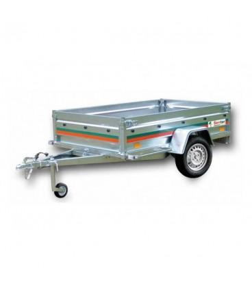 SENTAR UNI202.2 Remorque routière bagagère
