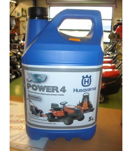 HUSQVARNA POWER 4 Carburant 4T