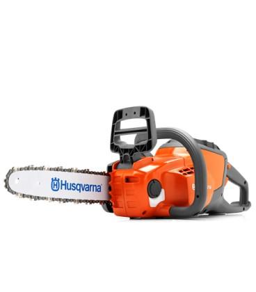 HUSQVARNA Tronçonneuse à Batterie 136Li