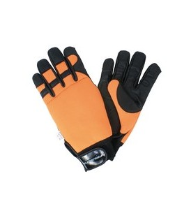 GANTS DE BUCHERON ORANGE FRANCITAL