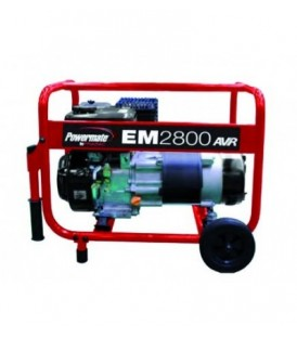 POWERTMATE EM 2800 AVR Groupe Electrogène