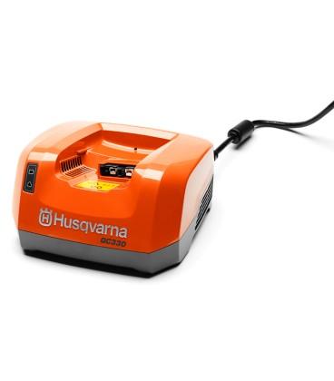 HUSQVARNA CHARGEUR QC300